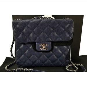 Chanel Urban Companion Caviar Flap Bag